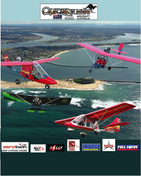 Quicksilver Aircraft Australia